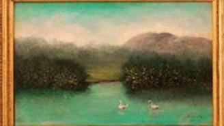 Şeker Ahmet Paşa tablosu 350 bin liraya satıldı