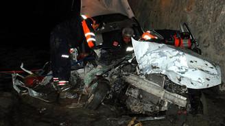 Erzincan'da katliam gibi kaza!