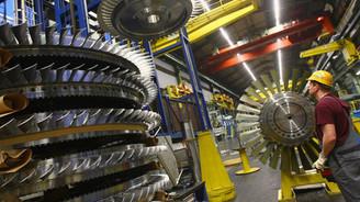 Almanya'da sanayi üretimi beklentinin altında