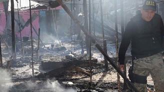 Cezaevinde yangın: 17 ölü