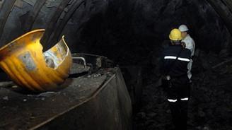 Bolu'da maden ocağında göçük: 4 yaralı