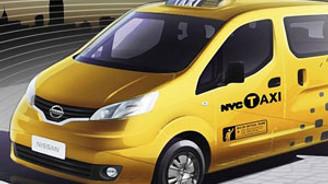 New York Taksi ihalesini Nissan kazandı
