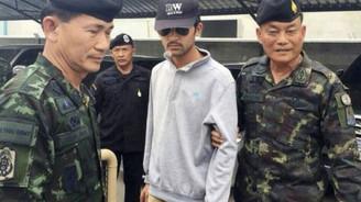 Tayland'da Türk vatandaşı hakkında  tutuklama kararı