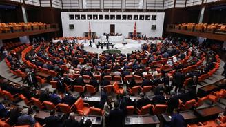 Meclis'in gündemi gelir vergisi