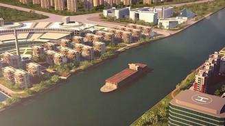 Dünya devleri Kanal İstanbul'a hazırlanıyor