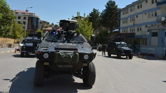 Tunceli'de 2 bomba imha edildi