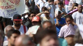 Brezilyalı Ford çalışanları grevde