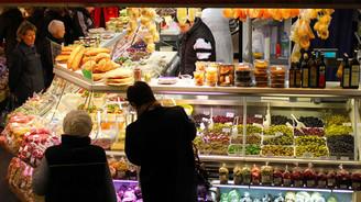 Almanya'da enflasyon yüzde 0.1 arttı