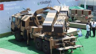 Roketsan, Eurocopter'le güçbirliği yaptı