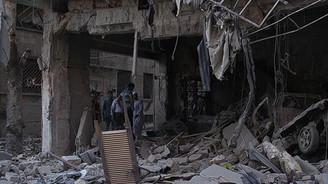 Bombalı saldırıda çok sayıda Esad askeri öldü