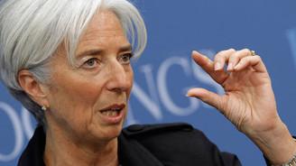 IMF Başkanı: Büyümeye yönelik riskler arttı
