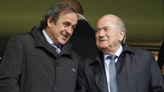 Platini'den 1,8 milyon euroluk savunma