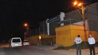 Tunceli Jandarma Tabur Komutanlığına taciz ateşi