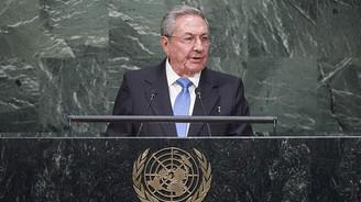 Castro BM'de konuştu