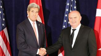 Dışişleri Bakanı Sinirlioğlu Kerry ile görüştü