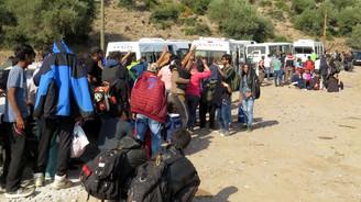 Kaçakları taşıyan otobüs devrildi: 30 yaralı