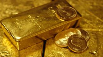 Altın ithalatı 1.45 tona düştü