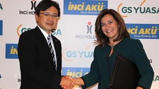 İnci Akü ve GS Yuasa ortaklığında son imzalar atıldı