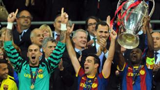 Avrupa'nın en büyüğü Barça