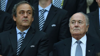 Platini ve Blatter'in itirazı reddedildi