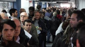 İşsizlik maaşına başvurular yüzde 42 arttı