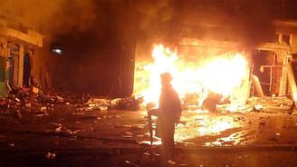 Bomba yüklü araçla saldırı: 20 ölü