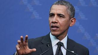 Obama: Türkiye'nin yanındayız