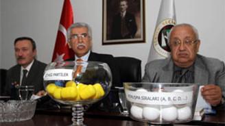 Televizyon'da ilk önce Erdoğan konuşacak
