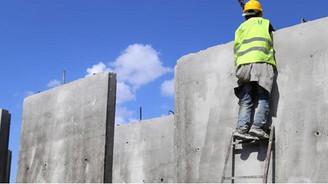 Suriye sınırındaki duvarın ilk etabı bitti