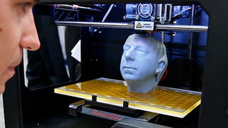 3D yazıcılar imalat sektörünü kökten değiştiriyor