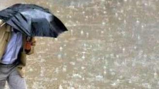 İç ve Kuzey kesimlerde kuvvetli yağış uyarısı