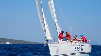 Beta, yelken sporuyla Bodrum'da sezonu iki ay uzatmayı hedefliyor
