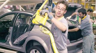 Otomotiv üretimi kasımda yüzde 8 arttı