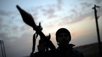 Afganistan'da NATO destekli operasyon
