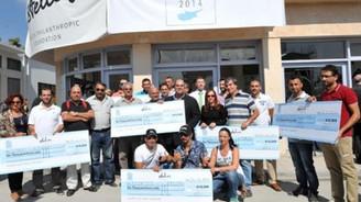 Kıbrıs'ta barışa katkı sağlayan şirketlere 'iki toplumlu' ödülleri