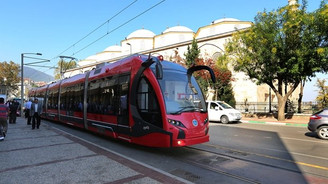 Bursa T2 Tramvay Hattı için imzalar atıldı