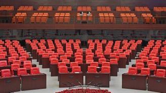 Meclis'in yarıdan fazlası yenilendi