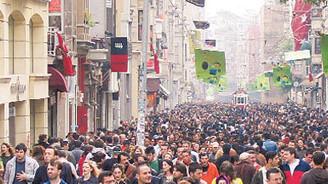 İstanbul'un caddeleri 100 AVM'ye bedel