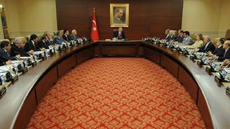 60. Hükümet'in son toplantısı
