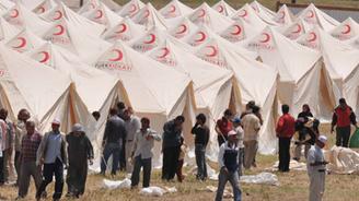 Suriyeli mülteci sayısı 12 bine yaklaştı