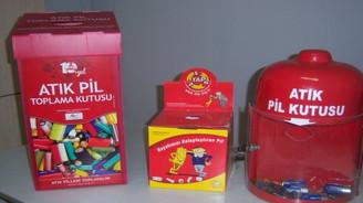 Atık piller çöp değildir dönüşebilir