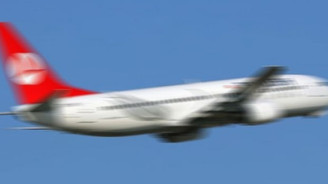 THY uçağı sis nedeniyle divert etti