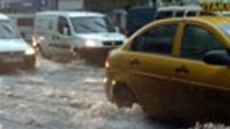 Meteoroloji'den 9 kente 'sel' uyarısı
