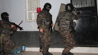3 ilde 450 polisle şafak operasyonu