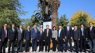 İzmir'den Jiangxi Eyaleti'yle işbirliği