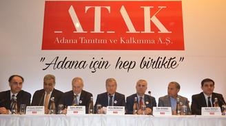 Adana'dan 5 'Atak' projesi ile kalkınma seferberliği