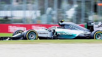 Brezilya Grand Prix'sinde zafer Rosberg'in