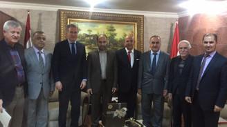Akdenizli ihracatçı Irak'taki düşüşe yerinde çözüm aradı