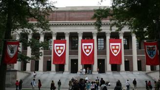 Harvard'da bomba ihbarı