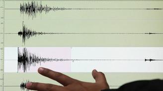 Kırgızistan'da deprem
